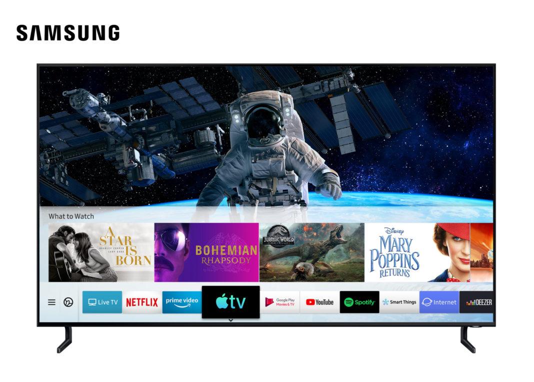 Öğrenciler Uzaktan Eğitim İçin Samsung'un Akıllı Televizyonlarını Kullanabilecek