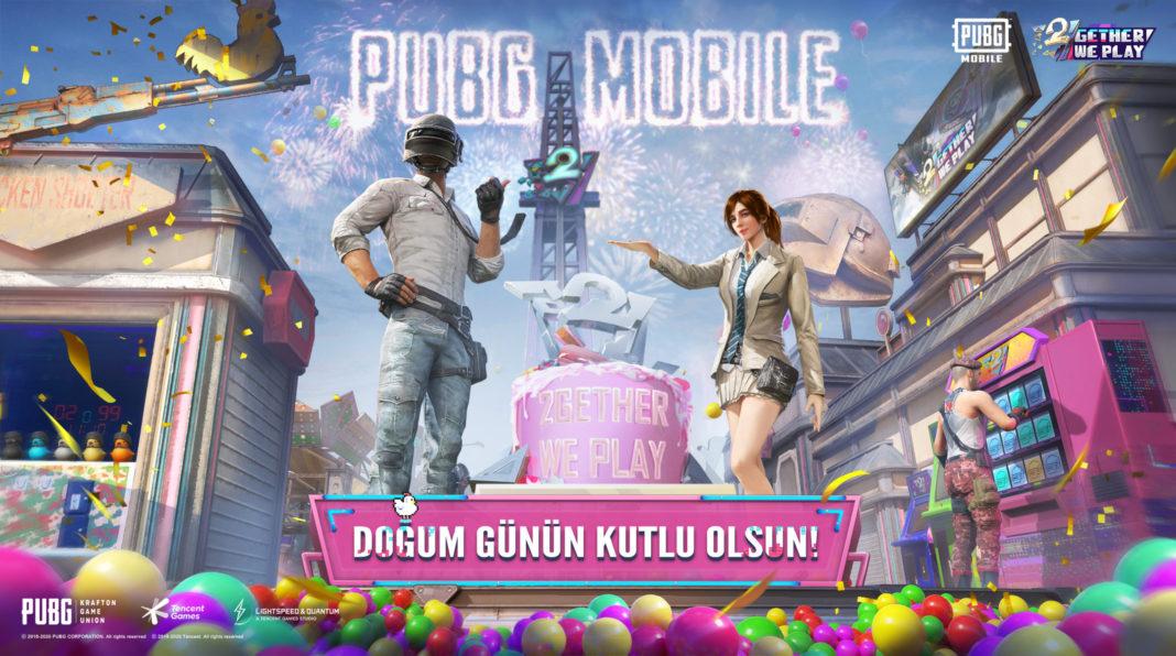 PUBG MOBILE 2. Yaşını Kutluyor!