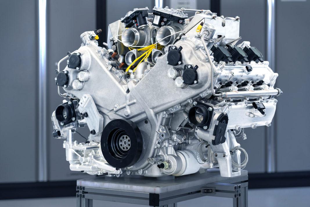 Aston Martin Yeni Bir V6 Dönemine Hayat Veriyor