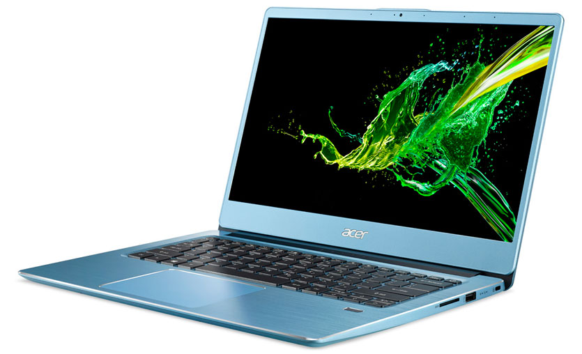 AMD Ryzen işlemcili Acer Swift 3 Türkiye'de satışta