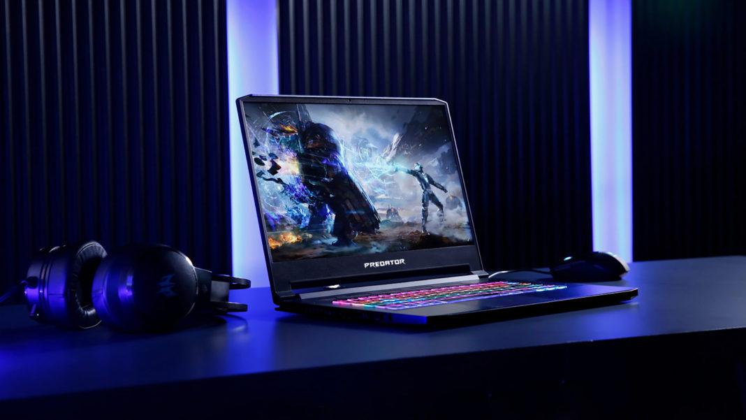 Predator Triton 500, en yeni NVIDIA® GeForce® RTX 2080 SUPER™ GPU seçeneğini de sunuyor