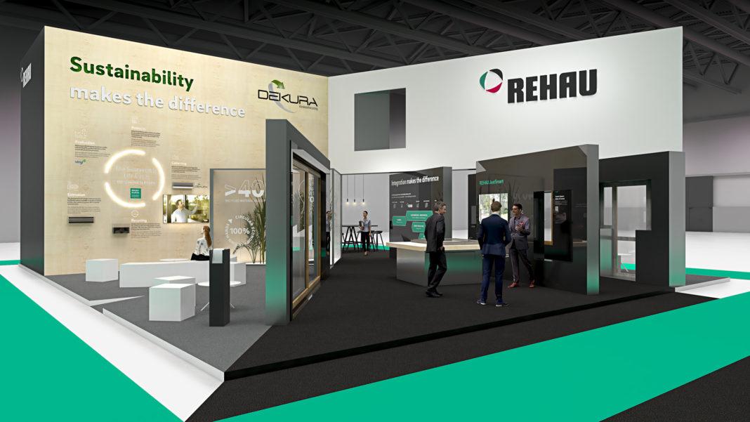 REHAU, 2020 Yeniliklerini Dijital Fuarda Anlatacak