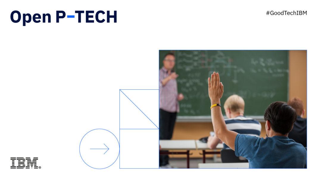 IBM, Ücretsiz Dijital Eğitim Platformu Open P-Tech'i Türkiye'de Kullanıma Sundu