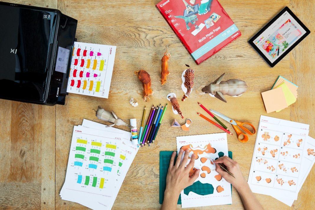 Çocuklarla Evde Kaliteli ve Eğlenceli Zaman için Creative Park