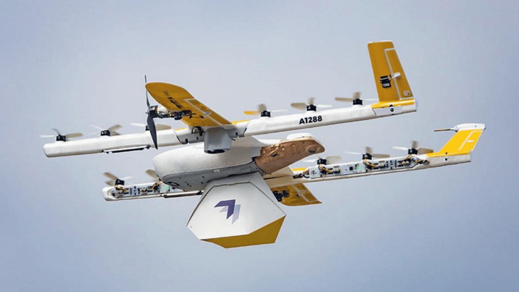 Alphabet'in Drone İle Teslimat Servisi Wing, Teslimat Sayısını İki Katına Çıkardı