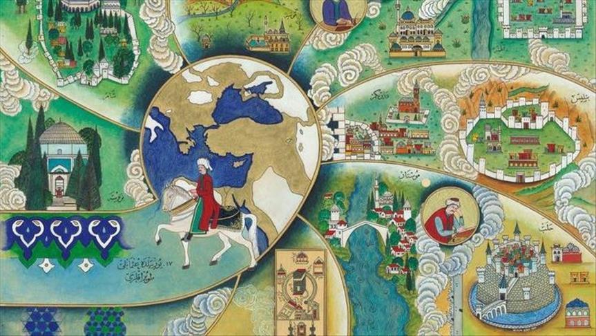 Bir Dunya Seyyahı Evliya celebi1