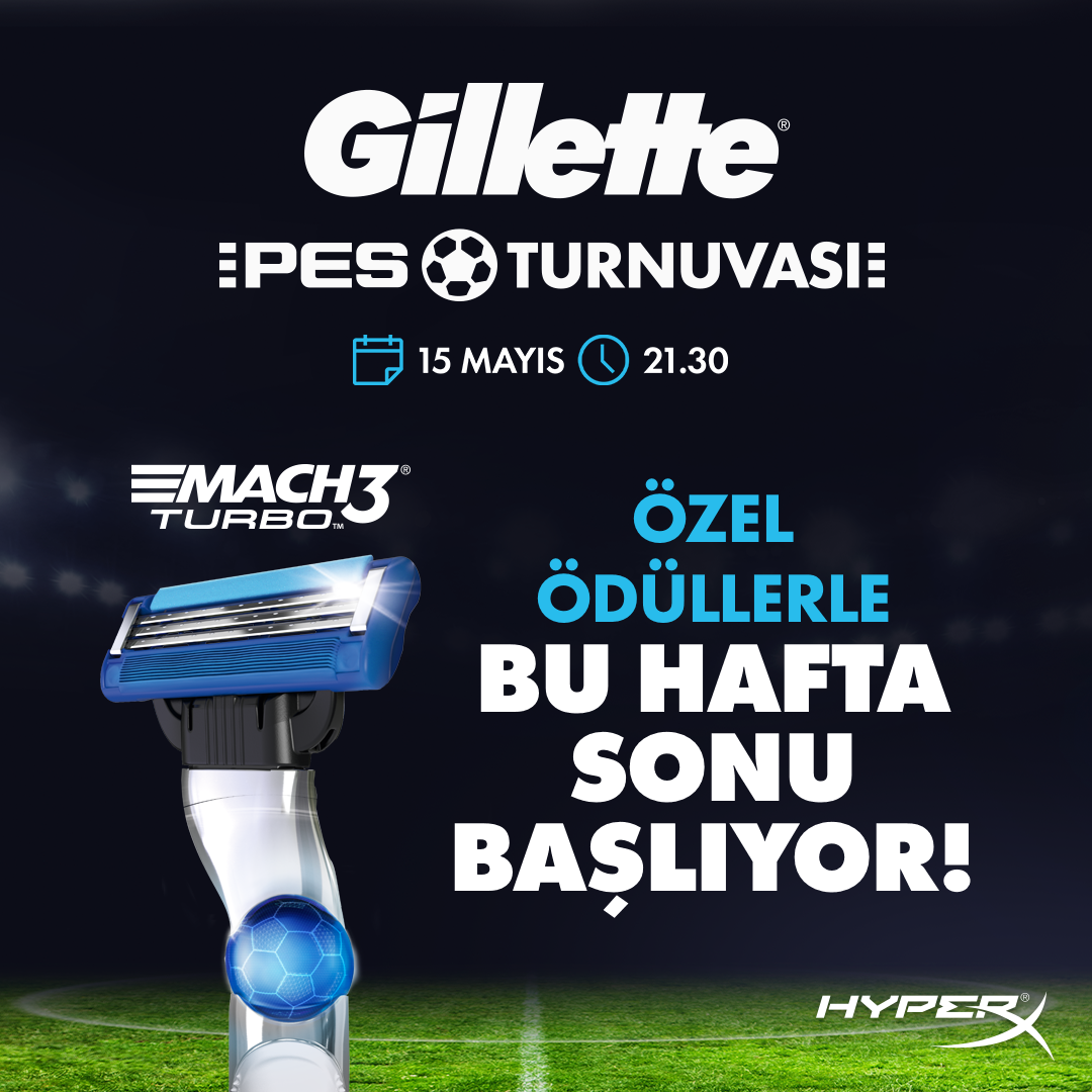 Gillette Turnuva_1