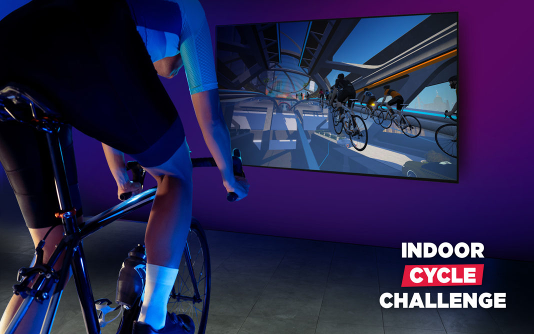 LG NanoCell Indoor Cycle ChallengeLG NanoCell Indoor Cycle Challenge