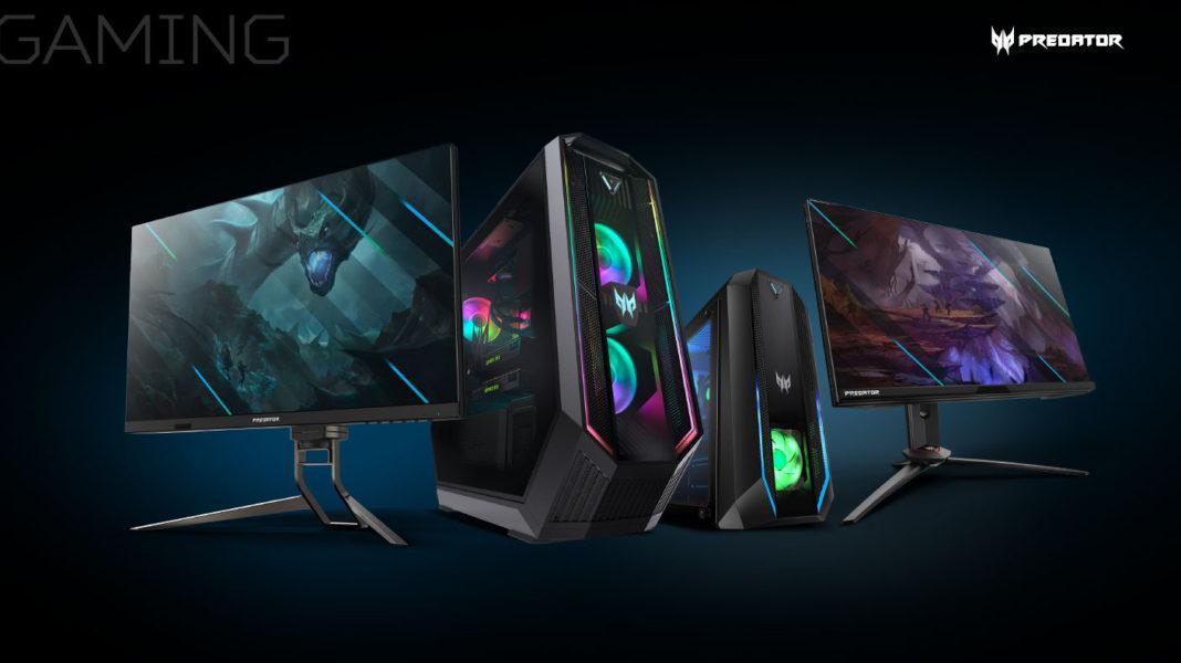 Acer, En Yeni Teknolojilerini Tanitti