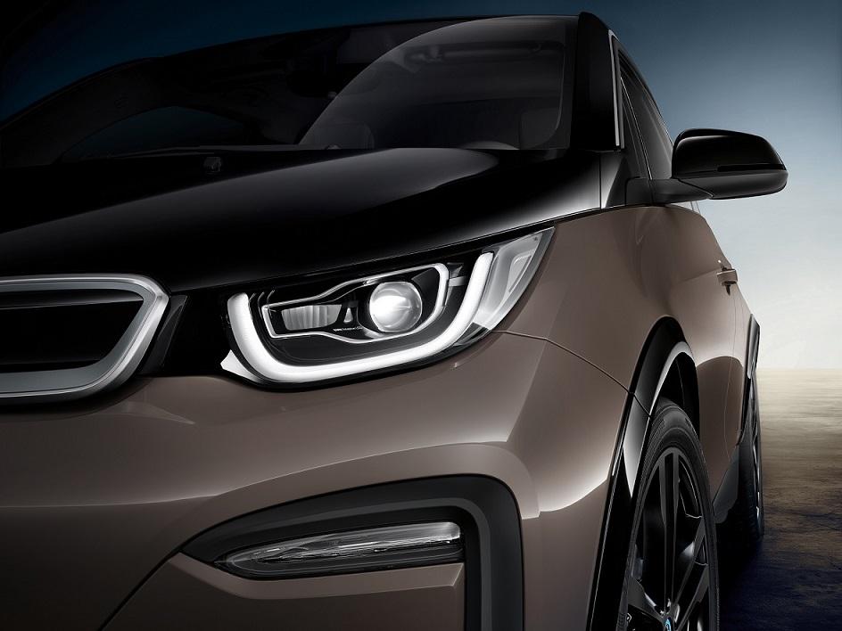 BMW i3 (120 Ah) Elektrikli Surus Keyfi