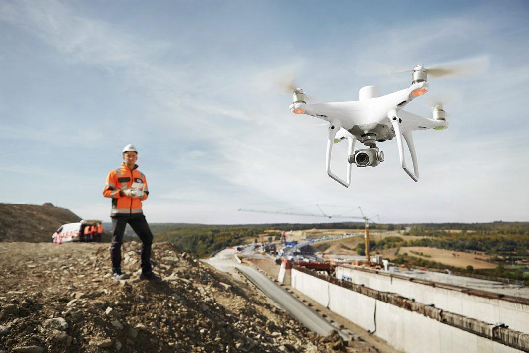Dron Yatiriminin İnsaat Sektorundeki onemi