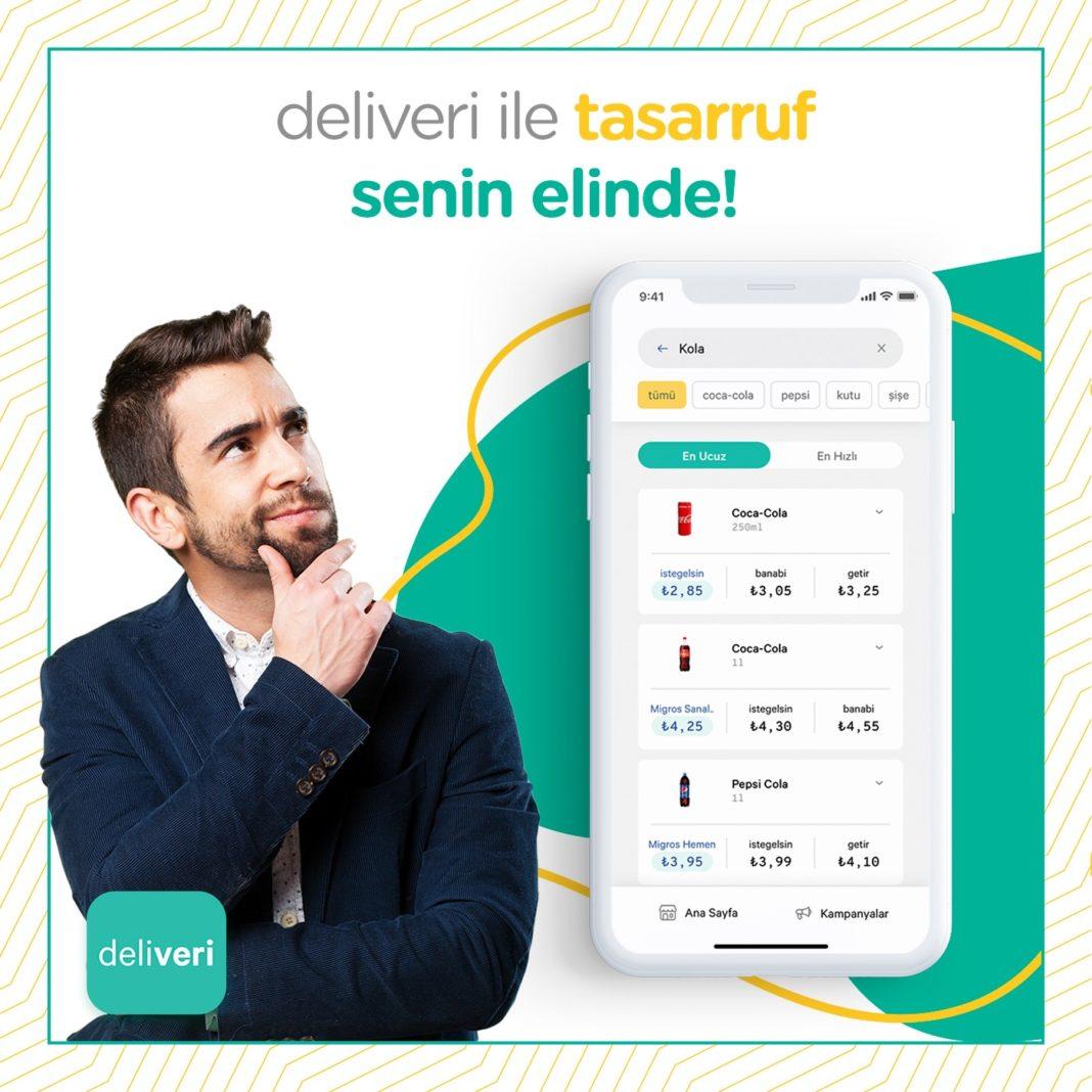 Online Market Teslimat Pazari