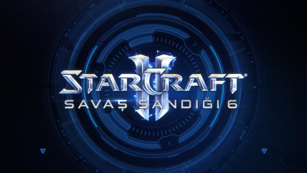 StarCraft II nin Yeni Savas Sandigi simdi Oyunda
