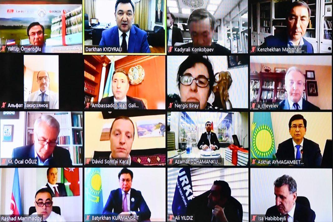Turk Dunyasindan Arastirmacilar, cevrimici Konferansta Bir Araya Geldi