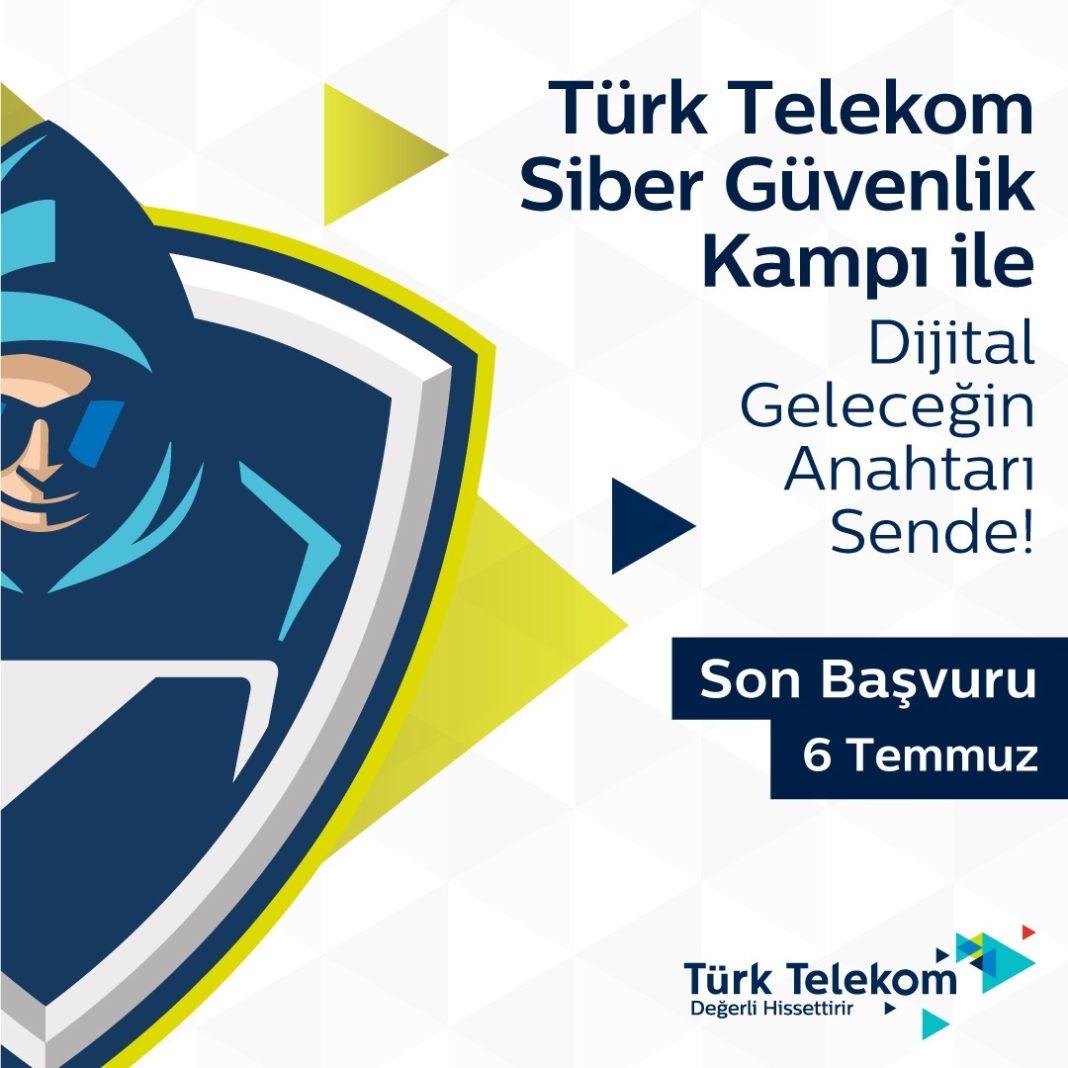 Turkiye'nin İlk Online 'Siber Guvenlik' Kampi