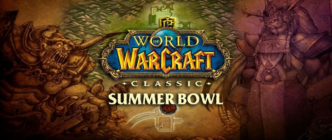 World of Warcraft Classic eSpor'u Basliyor!