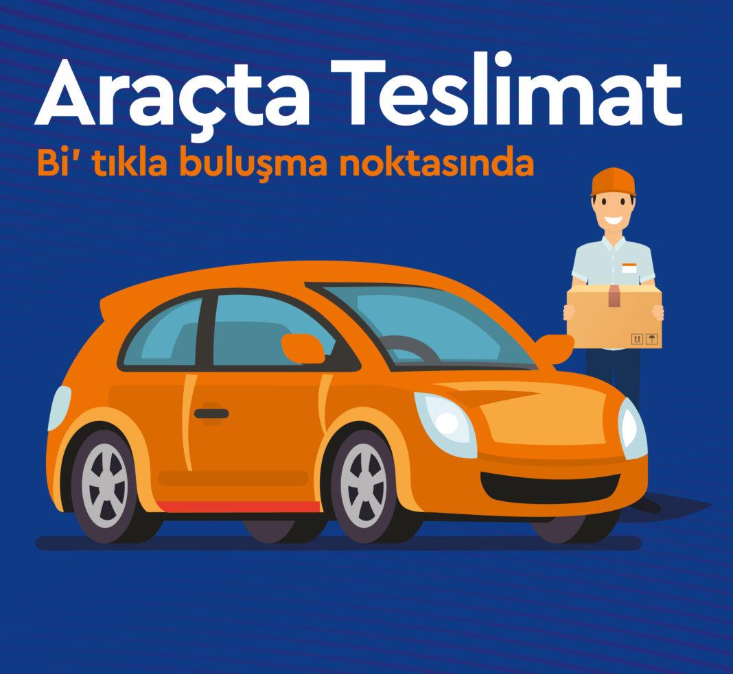 tecnosa Aracta Teslimat