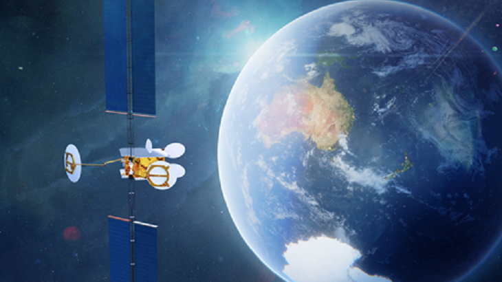 Airbus, OneSat Uydusu İcin Optus İle Anlasma İmzaladi