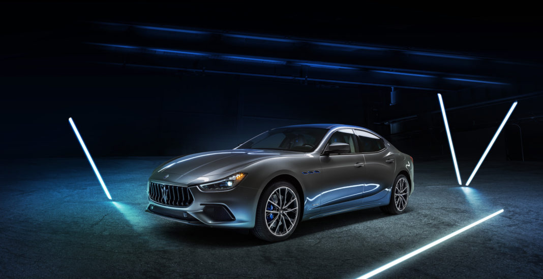 Maserati Ghibli Hybrid-1