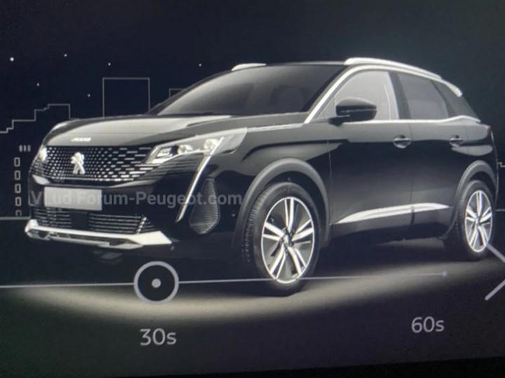 Makyajlı Peugeot 3008'in ne zaman tanıtılacağı açıklandı