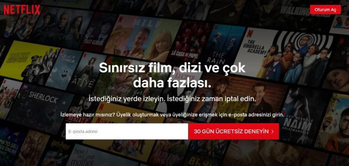 Netflix'in özlenen kampanyası geri döndü: 30 gün bedava
