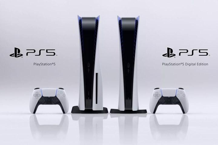 PS5 için ABD'de ön kayıtlar başladı