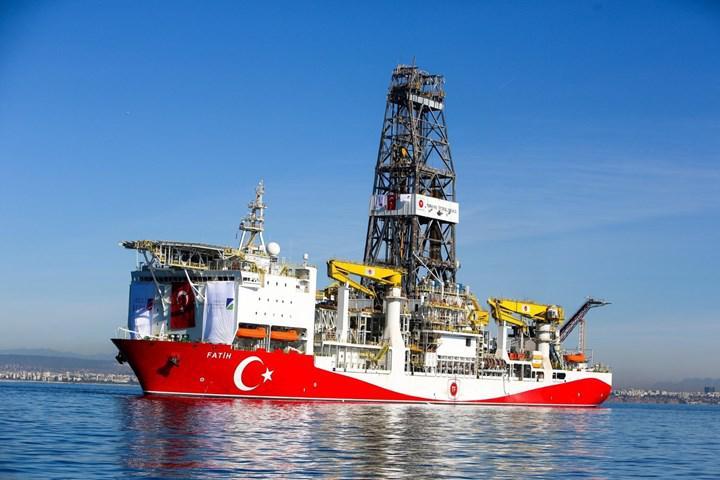 Türkiye tarihinin en büyük doğal gaz keşfini gerçekleştirdi