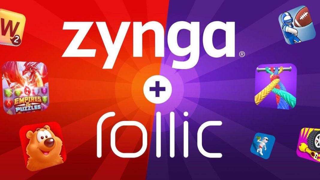 Zynga, yerli oyun sirketi Rollic'in yuzde 80 hissesini 168 milyon dolara satin aliyor