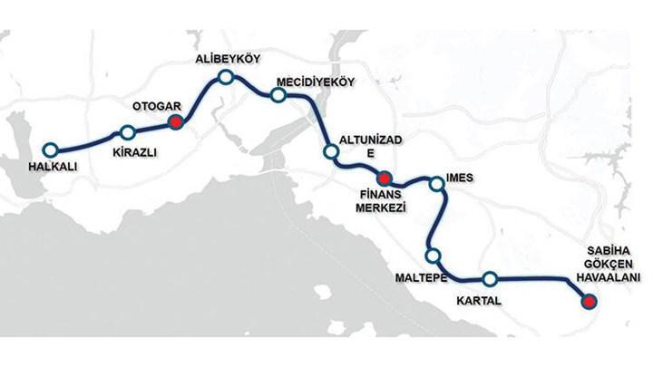 İBB'den Hızlı Metro Projesi Hızray