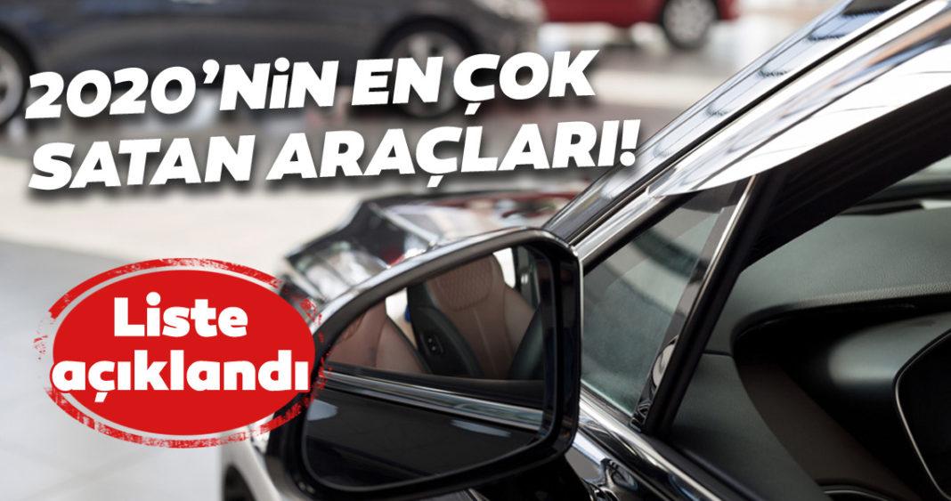 2020'nin Ağustos ayında Türkiye'de en çok otomobil satan markalar