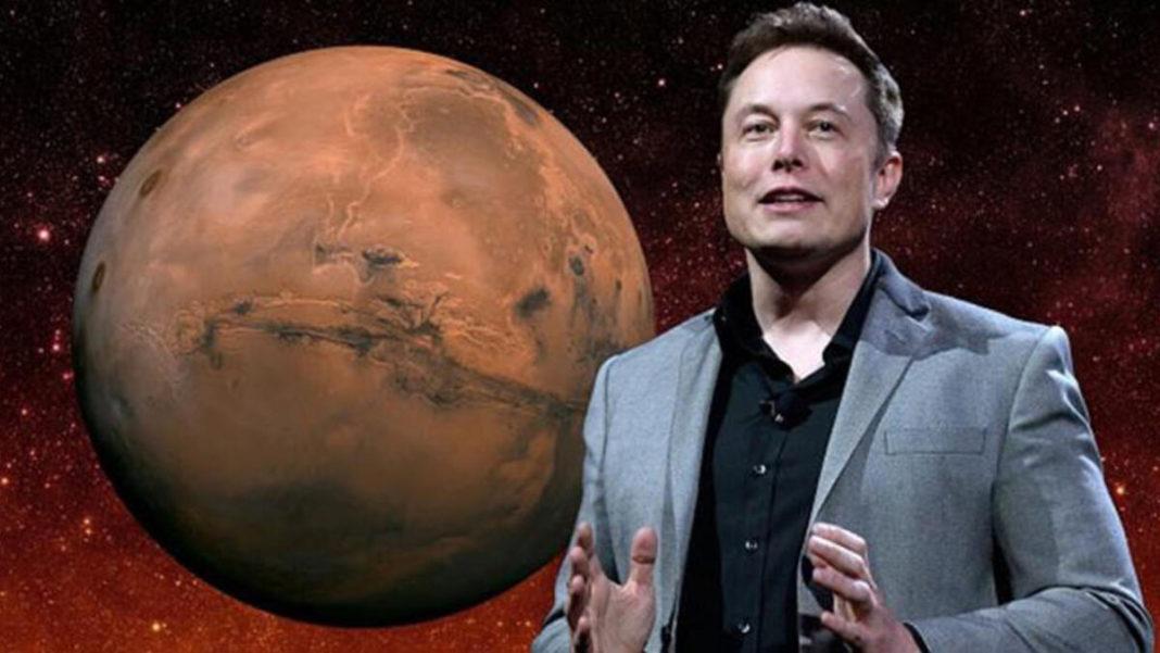 Elon Musk: Mars'a Gidenlerin Ölme İhtimali Yüksek