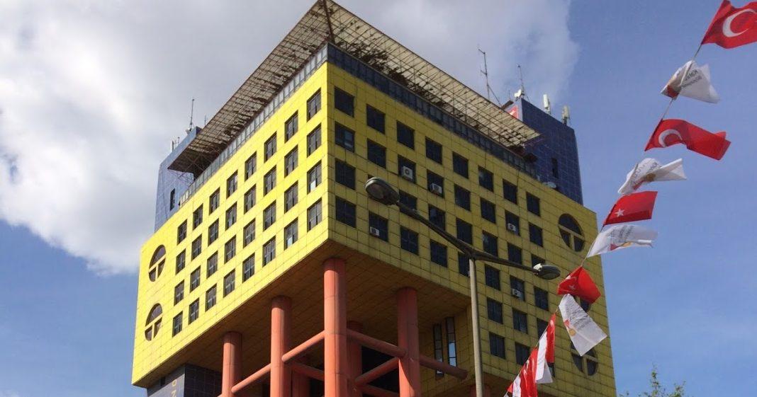 Google'ın 'Dünyanın En Saçma Binası' Olarak Gösterdiği Kahramanmaraş'taki Bina Yıkılacak