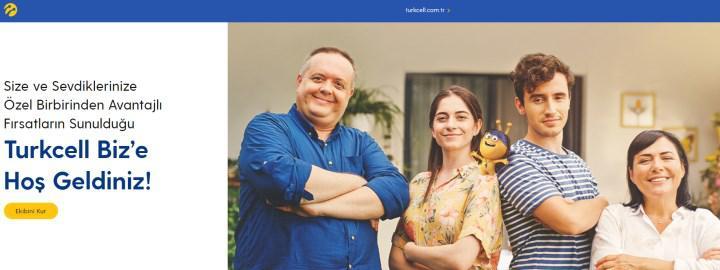 Turkcell'de Ucretsiz GB Paylasma Donemi Basladi