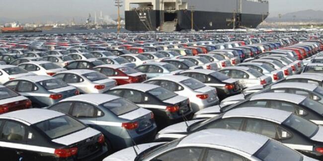 Yılın İlk 8 Ayında Türkiye'nin En Çok Binek Otomobil İhraç Ettiği Ülke Fransa Oldu.