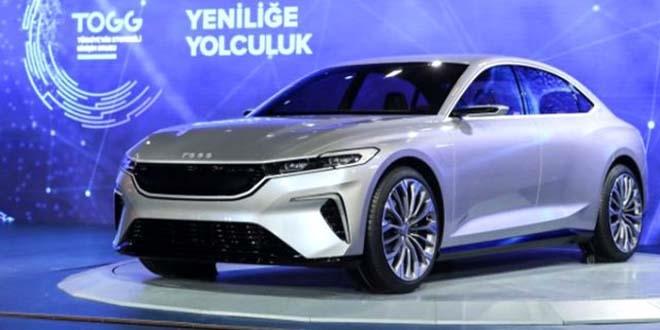 TOGG, yerli otomobilin batarya üretimi için seçtiği iş ortağını açıkladı