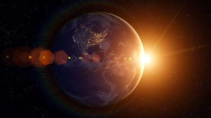 2050 yılında karbon nötr olmayı hedefleyen İngiltere, uzaydan güneş enerjisi elde etmeyi planlıyor