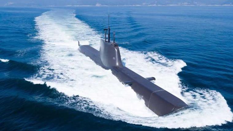 Havelsan, Murat Reis Denizaltısı İçin Geliştirdiği Komuta Kontrol Sistemini Teslim Etti