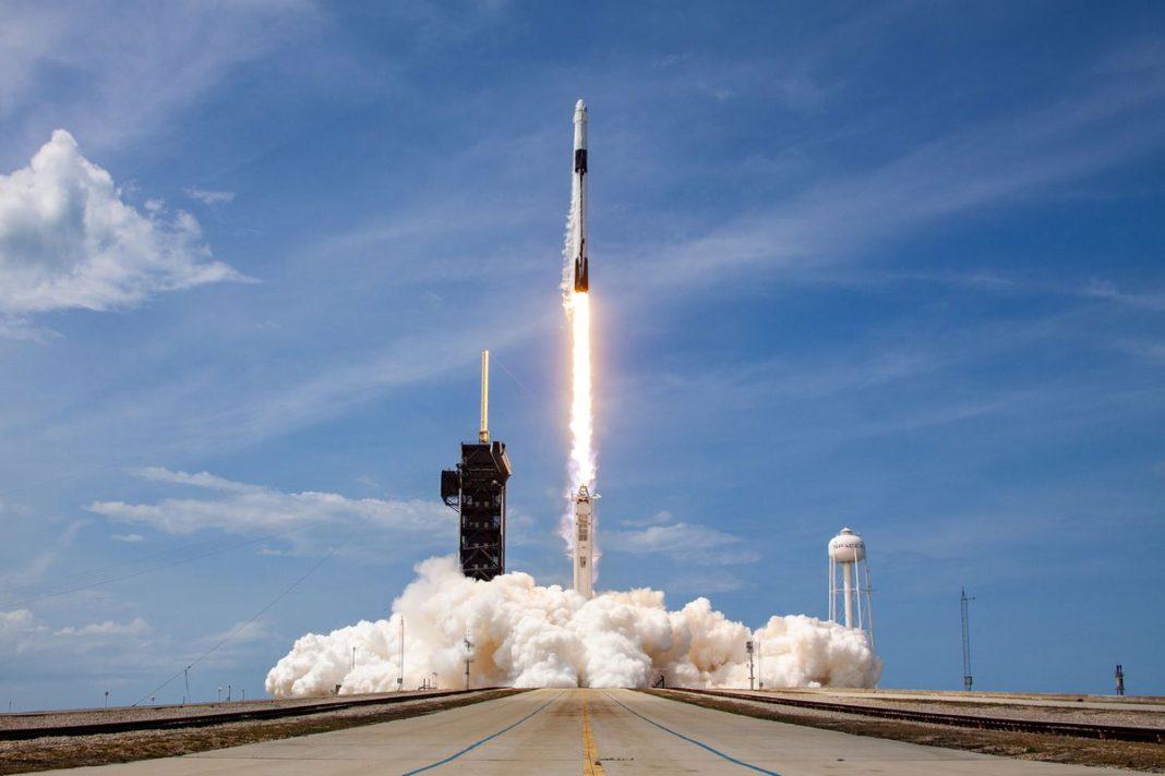 SpaceX'in Crew-1 Göreviyle Uzaya Götürdüğü Astronottan İlk Paylaşım Geldi