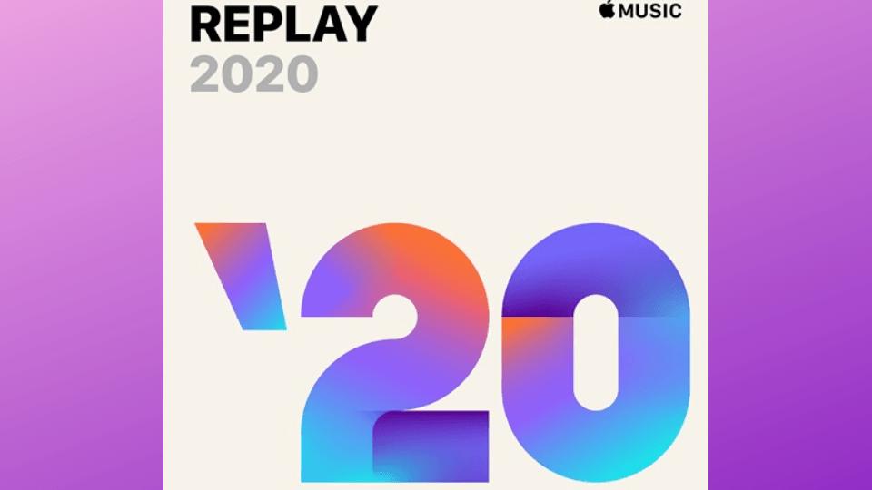 Apple Music, Bu Yıl En Çok Dinlediğiniz Şarkıları Bir Araya Getiren Replay 2020'yi Yayınladı