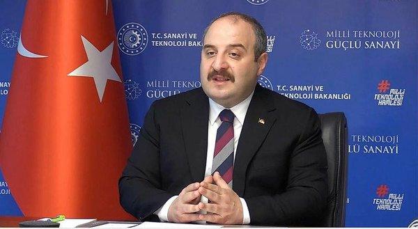 Sanayi ve Teknoloji Bakanı Mustafa Varank: Yerli Aşı FAZ 1 Deneylerine Hazır