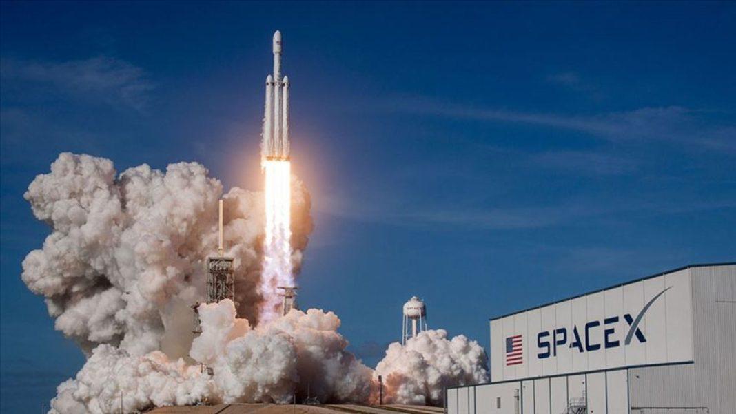 SpaceX, ABD Casus Uydusu Fırlatma Görevini Son Saniyede İptal Etti