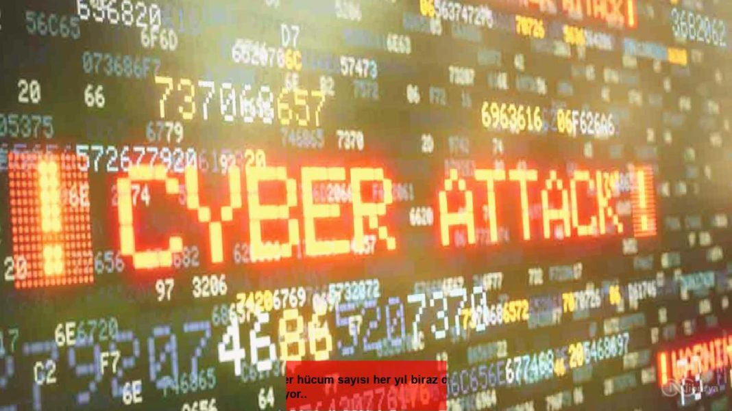 Türkiye'ye 2020 Yılında 102 Bini Aşkın Siber Saldırı Girişimi Oldu