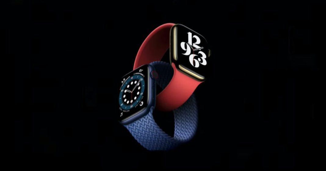 iPhone 12 Benzeri Düz Kenarlı Tasarıma Sahip Apple Watch Konsepti