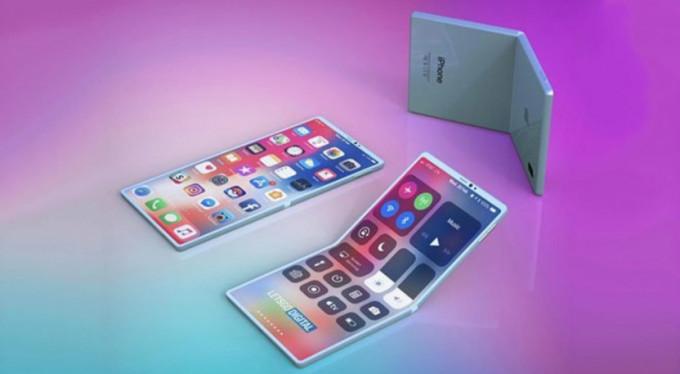 Apple'ın İki Farklı Katlanabilir Ekranlı iPhone'u Test Ettiği Söyleniyor