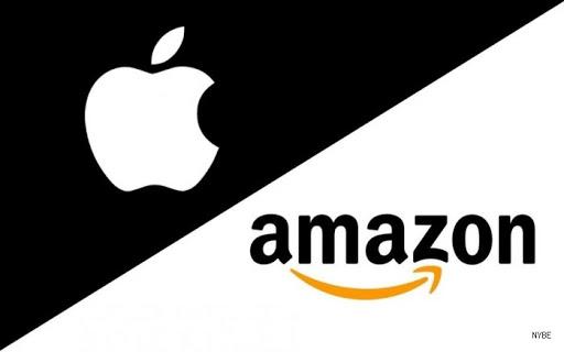 Apple, 2016'dan Beri İlk Kez Amazon'u Geçerek Dünyanın En Değerli Markası Oldu