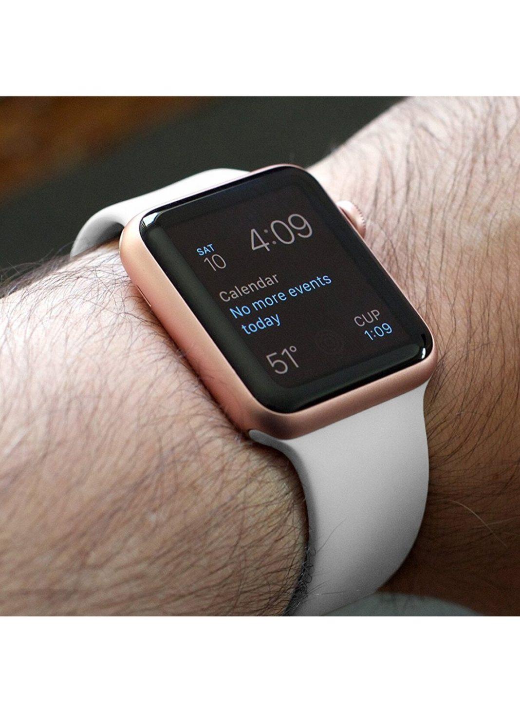 Apple Watch'u