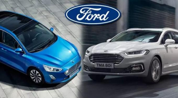 Ford'dan Diğer Araçları da Tehlikelere Karşı Uyaracak Yeni Teknoloji