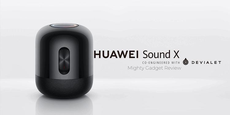 Huawei, Yeni Nesil Kablosuz Hoparlörü 'Sound'u Türkiye'de Satışa Sundu