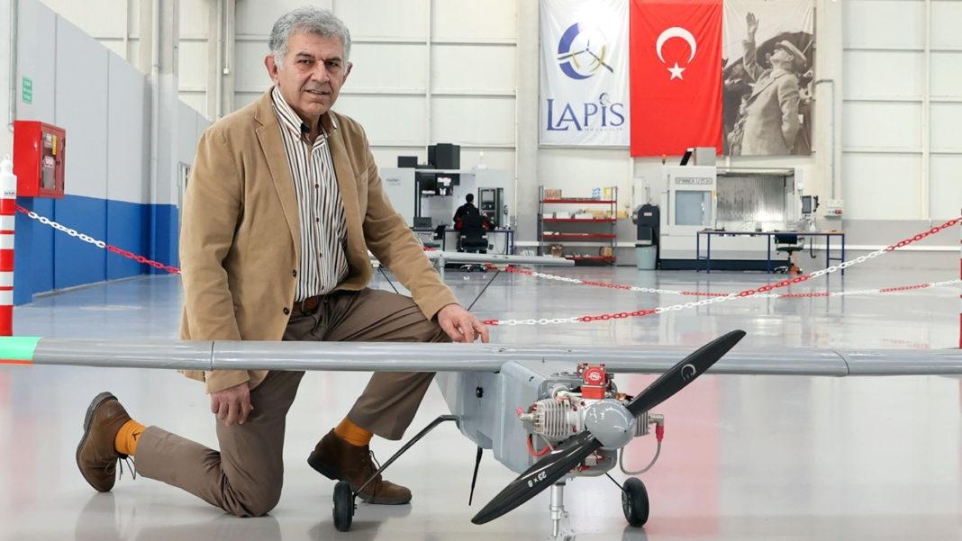 Lapis Havacılık, Türkiye'nin Yeni İHA Fabrikasında Üretime Başladı
