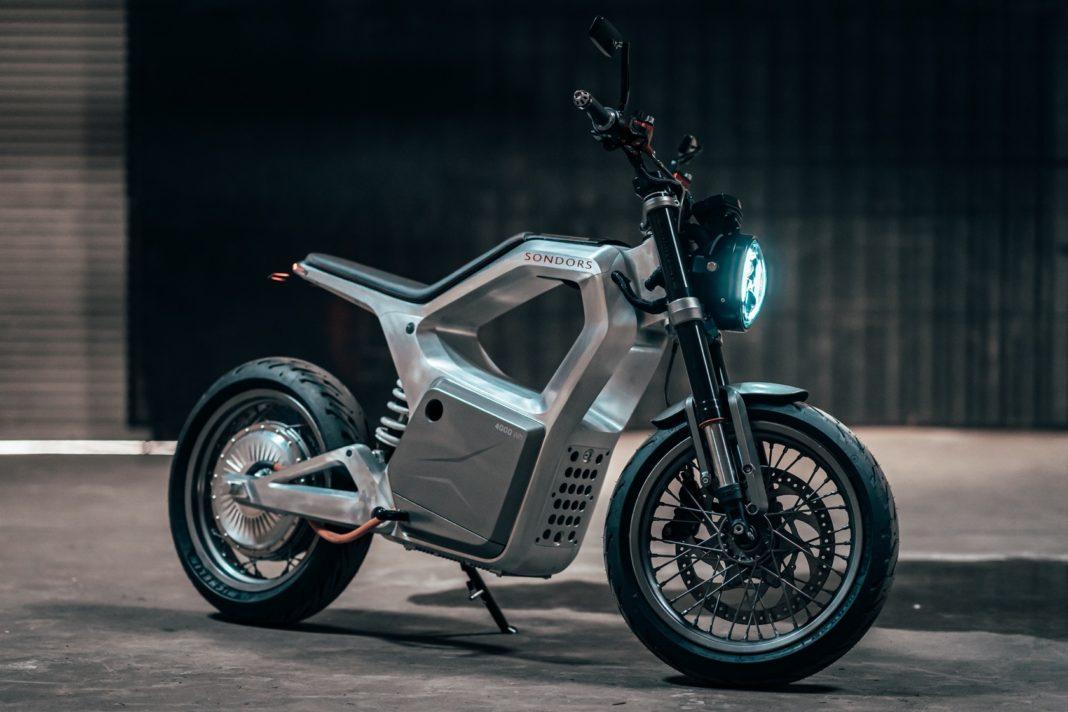 SONDORS, Dengeleri Değiştirecek 'Bütçe Dostu' Elektrikli Motosikleti Metacycle'ı Tanıttı